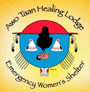 Awo Taan Healing Lodge Logo