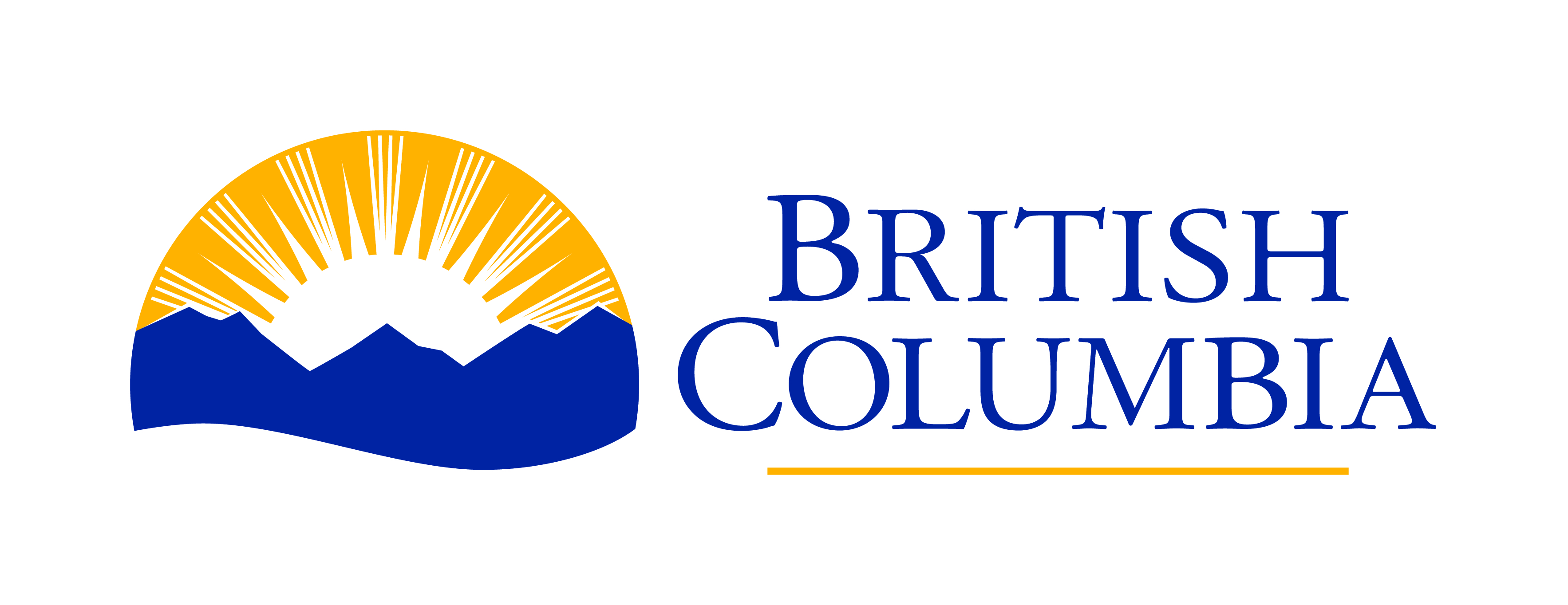 BC government logo