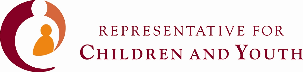 BC Office of the Representative for Children and Youth logo