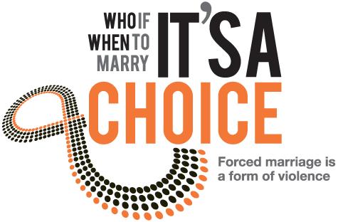 It's A Choice Logo