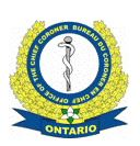 Government of Ontario, Office Of the Chief Coroner Logo