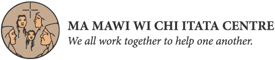 MA MAWI WI CHI ITATA Centre Logo