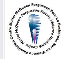Muriel McQueen Fergusson Centre for Family Violence Research Logo