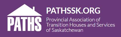 Provincial Association of Transition Houses and Services of Saskatchewan (PATHS) Logo