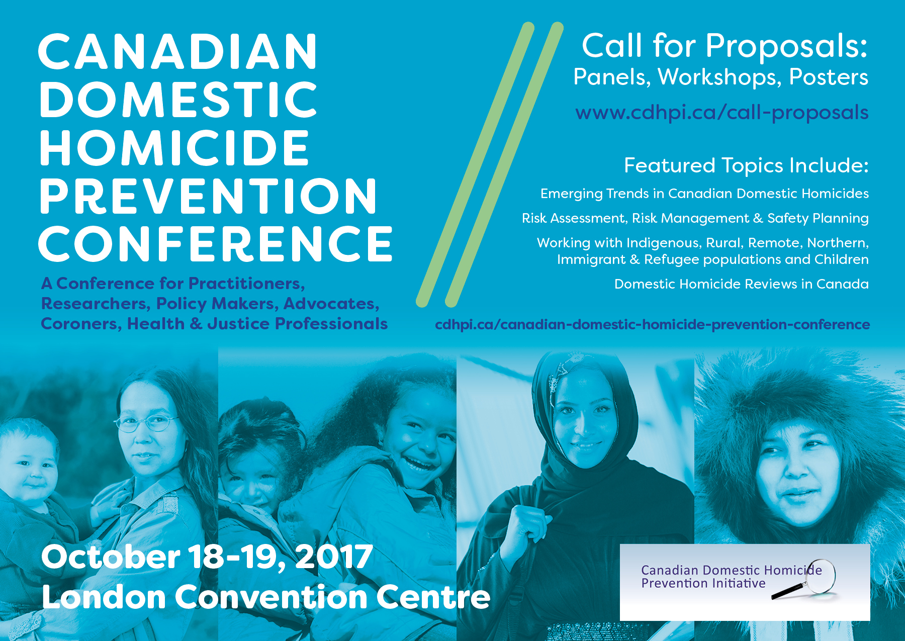 Canadain Domestic Homicide Prevention Conference Banner