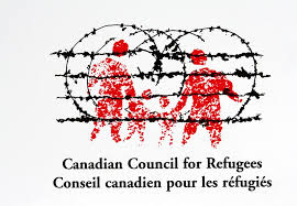Canadian Council for Refugees (CCR) – Violence against Non-status, Refugee and Immigrant Women Logo